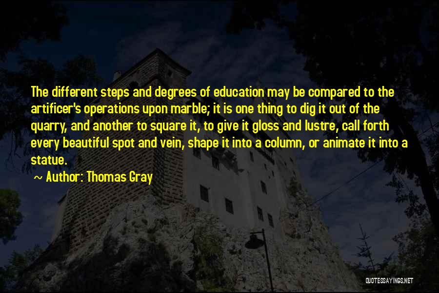 Thomas Gray Quotes 852614