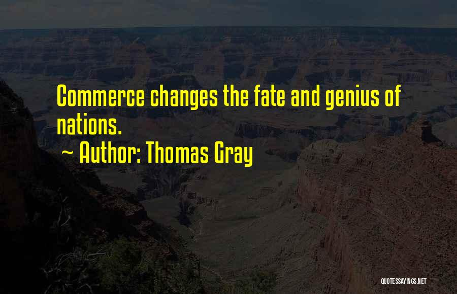 Thomas Gray Quotes 85612