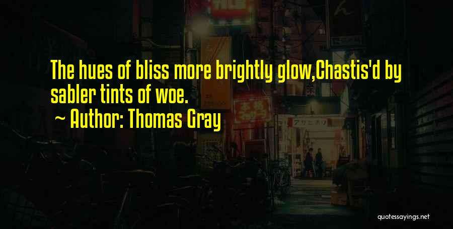 Thomas Gray Quotes 863412