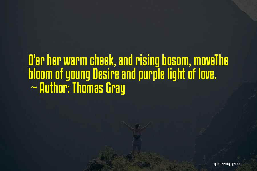 Thomas Gray Quotes 870692