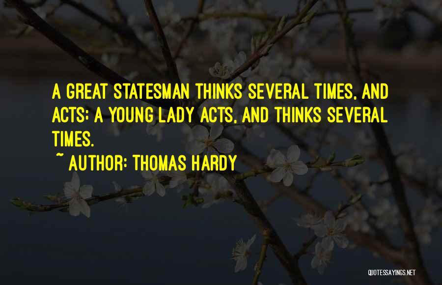 Thomas Hardy Quotes 1033347