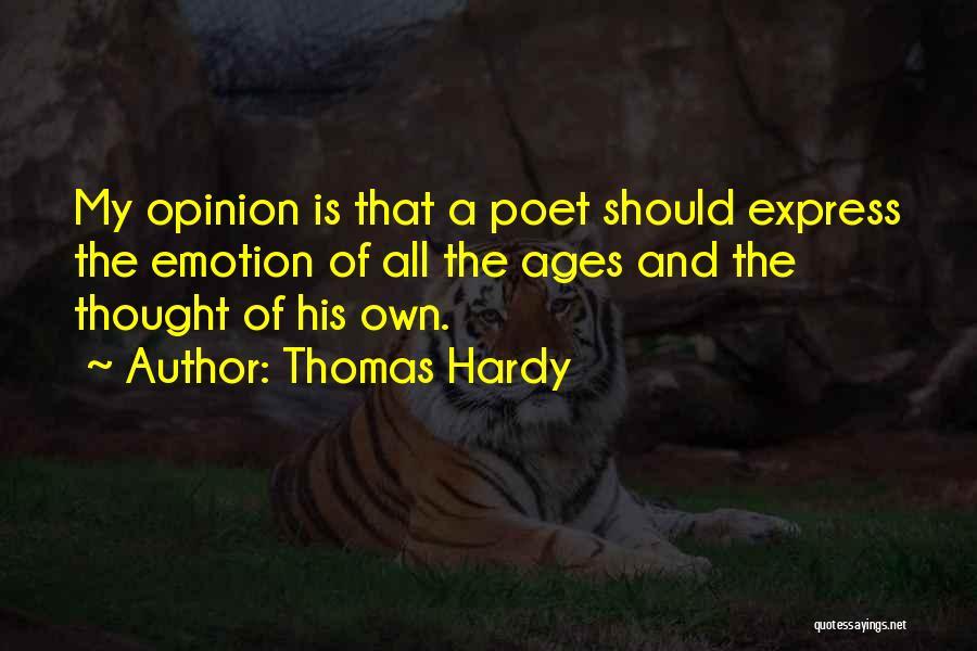 Thomas Hardy Quotes 1099145