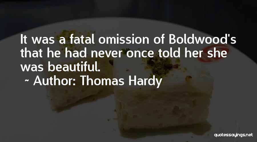 Thomas Hardy Quotes 132148