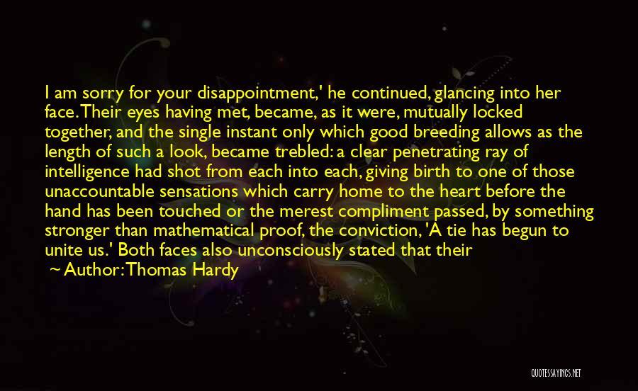 Thomas Hardy Quotes 133911