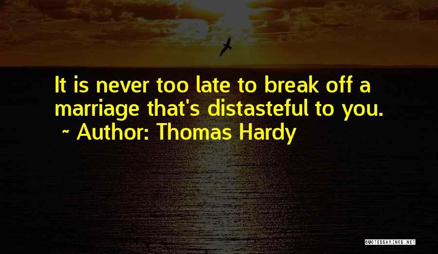 Thomas Hardy Quotes 144641