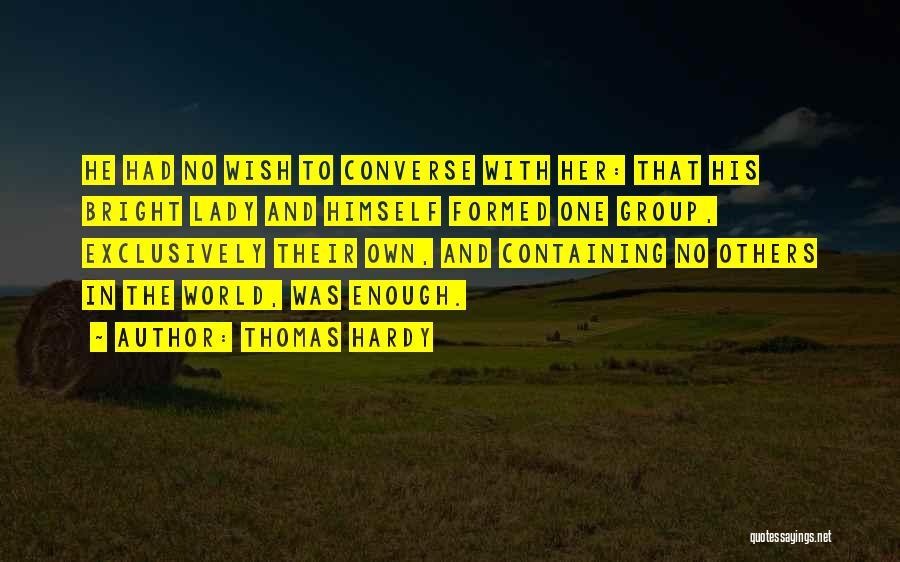 Thomas Hardy Quotes 1561893