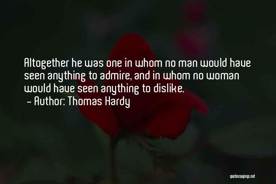 Thomas Hardy Quotes 1731296