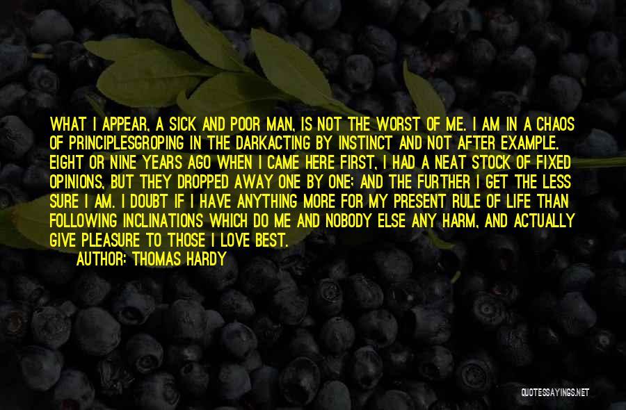 Thomas Hardy Quotes 196949
