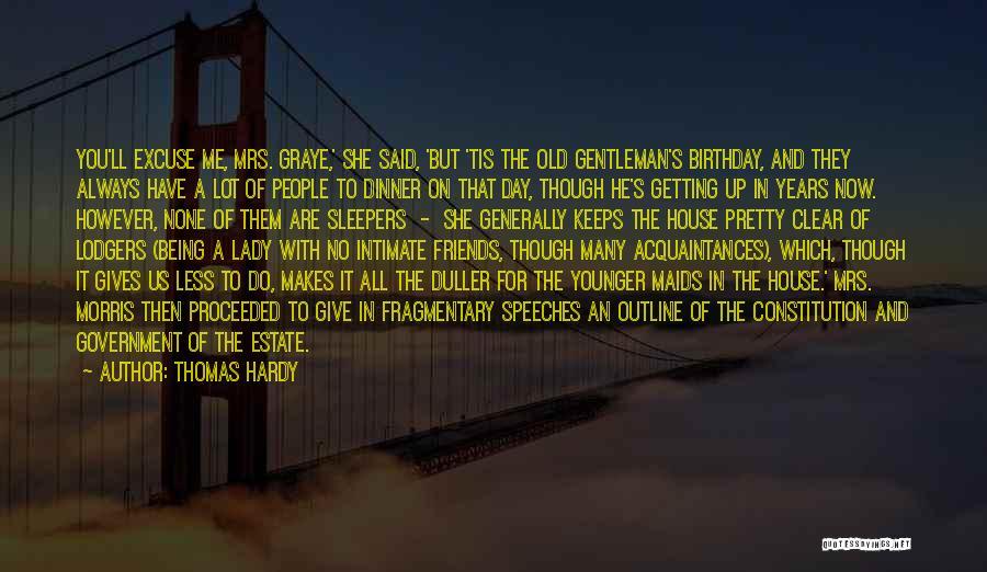 Thomas Hardy Quotes 308817