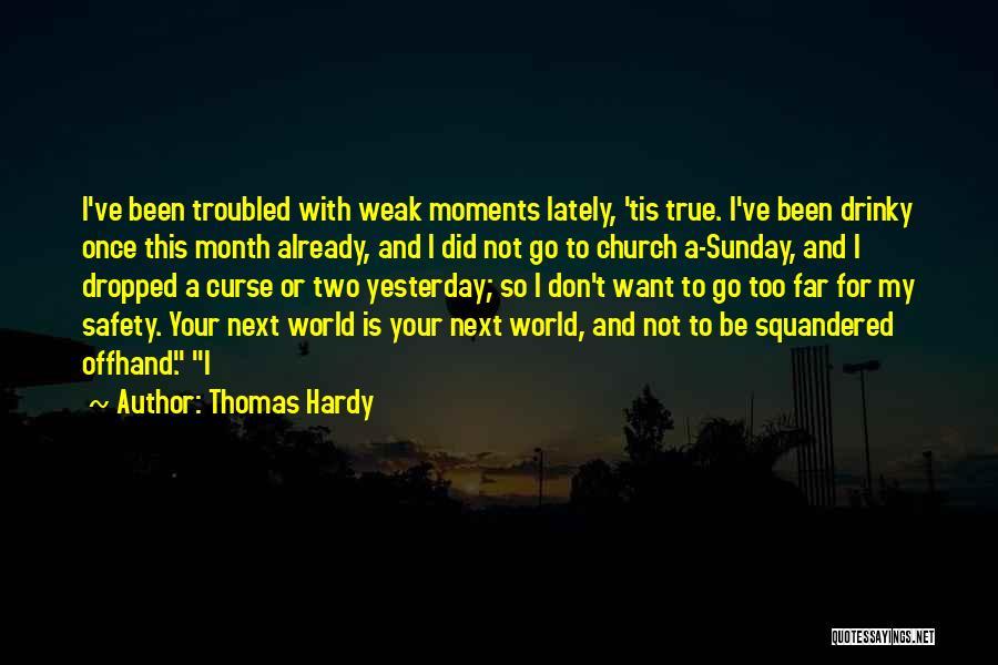 Thomas Hardy Quotes 433777