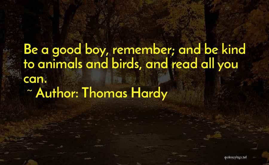 Thomas Hardy Quotes 490735