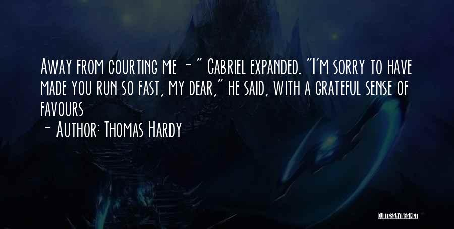 Thomas Hardy Quotes 905330
