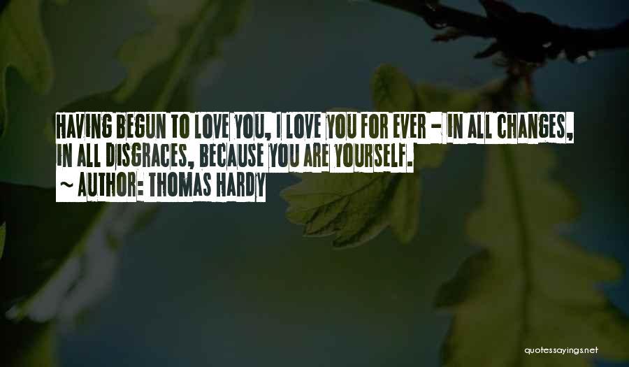 Thomas Hardy Quotes 975764