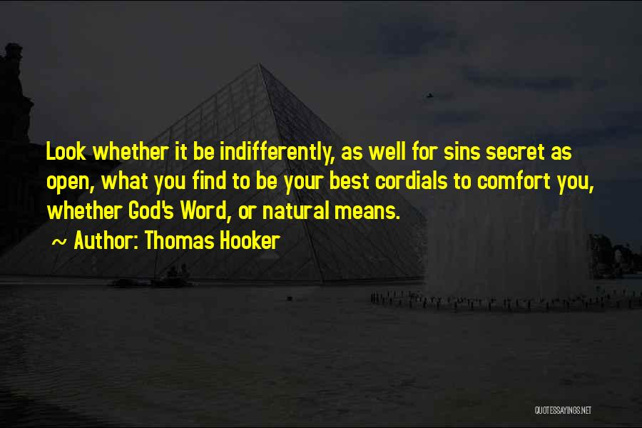 Thomas Hooker Quotes 1732536