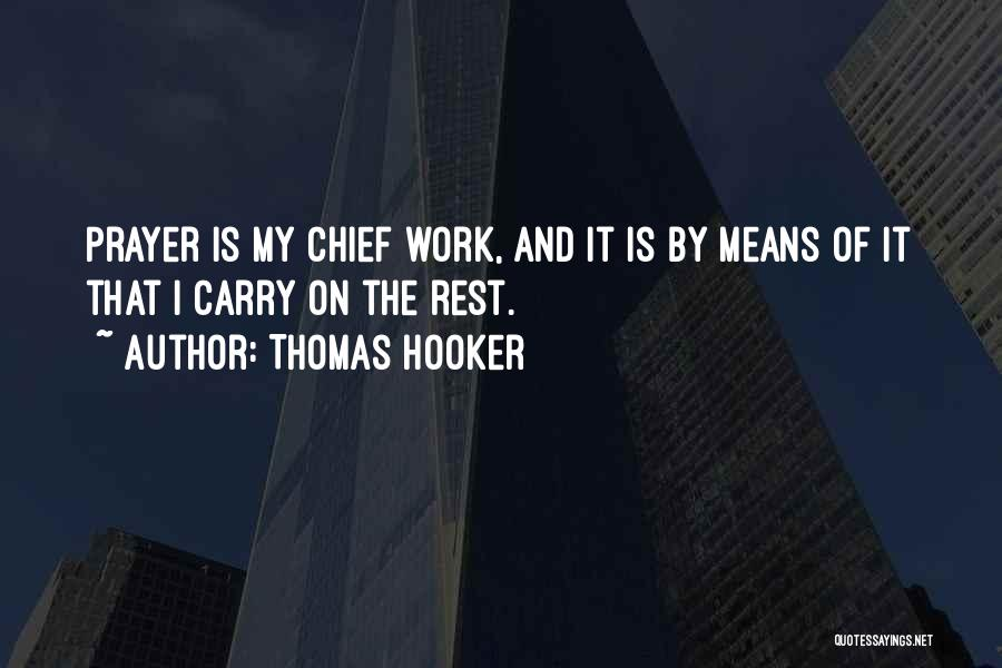 Thomas Hooker Quotes 340917