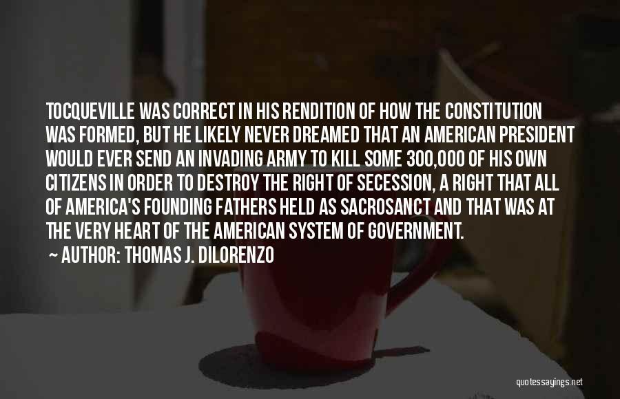 Thomas J. DiLorenzo Quotes 1854519