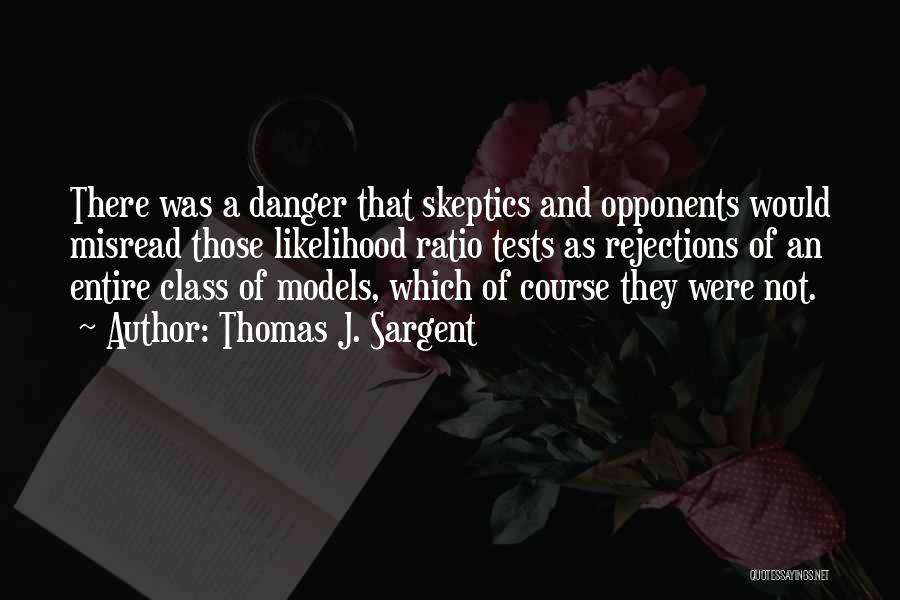 Thomas J. Sargent Quotes 840707