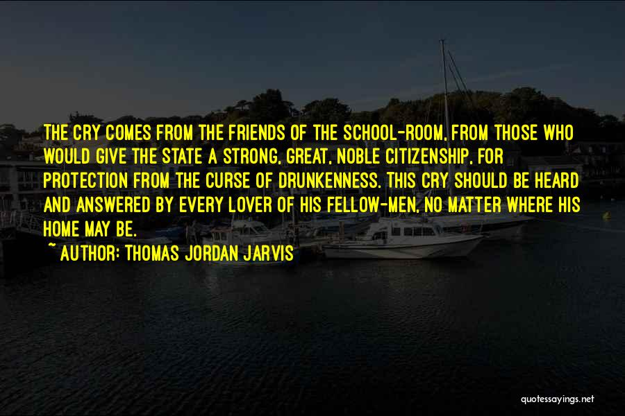 Thomas Jordan Jarvis Quotes 1149892