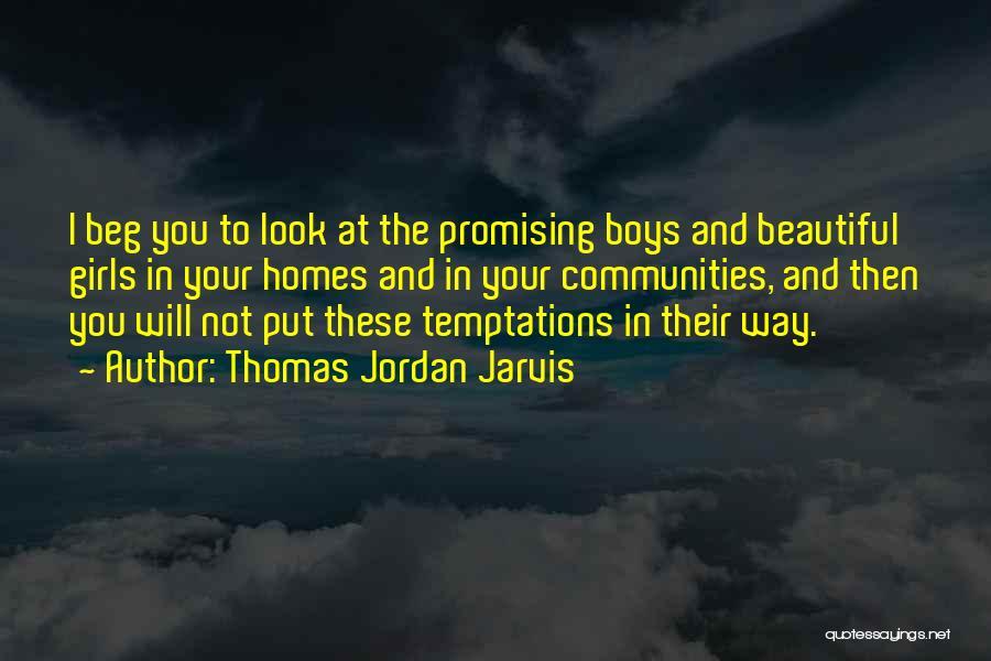 Thomas Jordan Jarvis Quotes 731958
