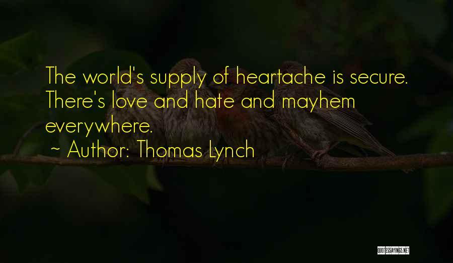 Thomas Lynch Quotes 1377043