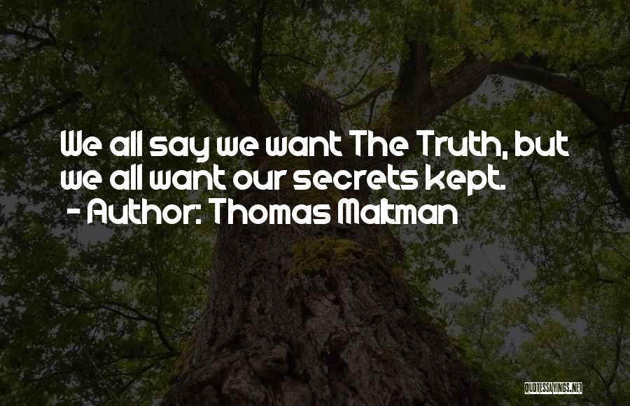 Thomas Maltman Quotes 1810918