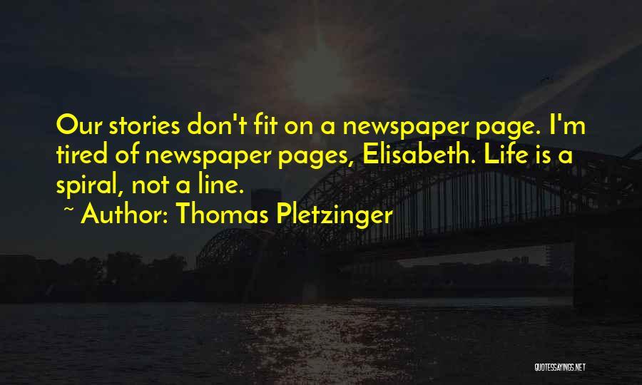 Thomas Pletzinger Quotes 1413843