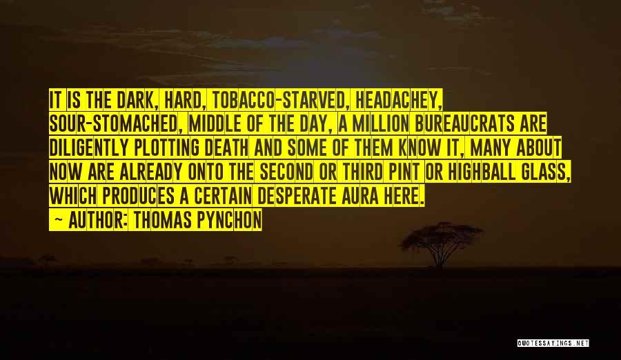 Thomas Pynchon Quotes 1018888