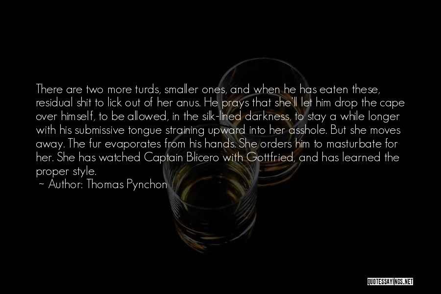 Thomas Pynchon Quotes 1081023