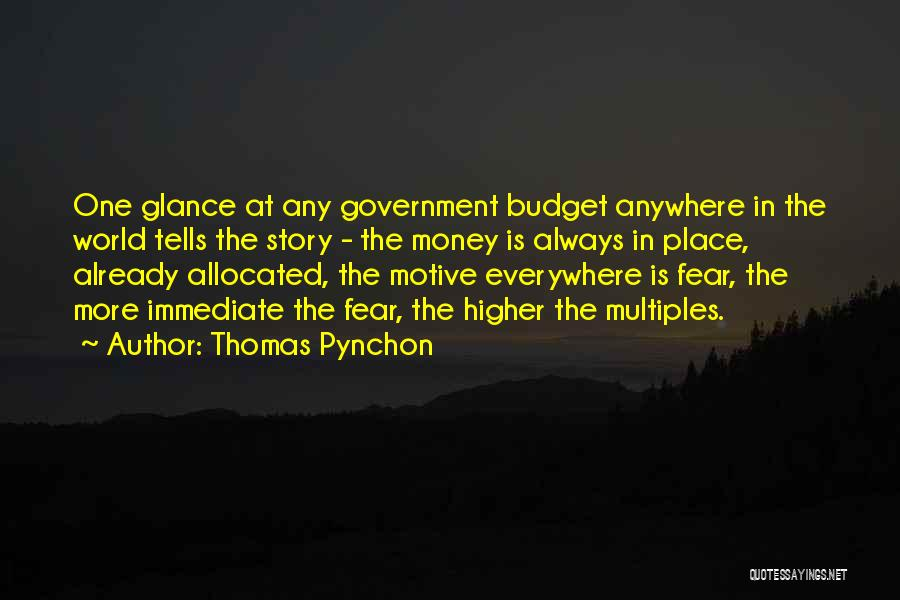 Thomas Pynchon Quotes 1093600