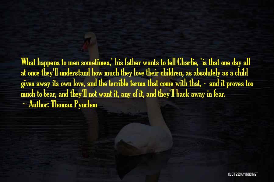 Thomas Pynchon Quotes 1220636