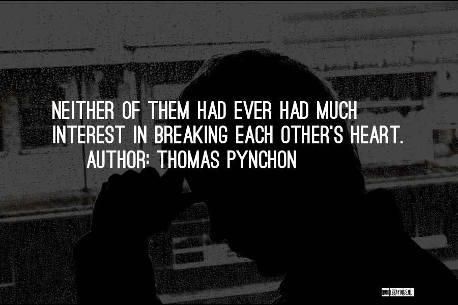 Thomas Pynchon Quotes 1231441