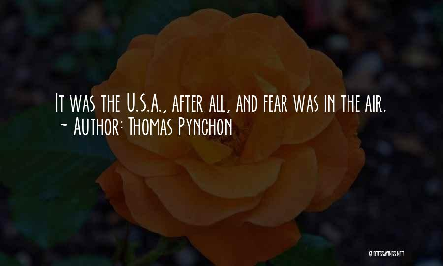 Thomas Pynchon Quotes 1289539