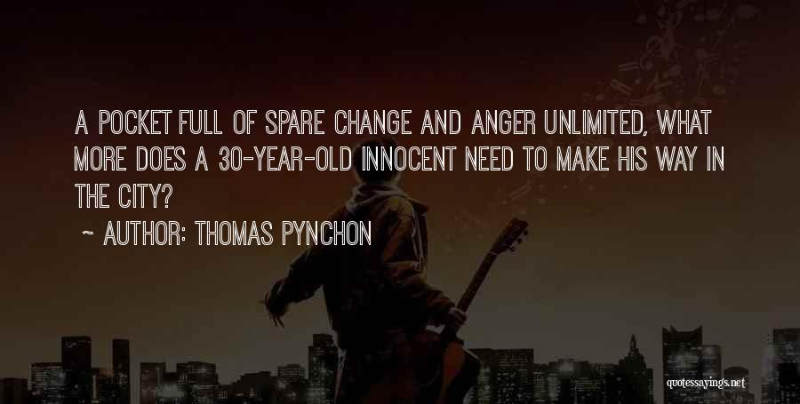Thomas Pynchon Quotes 1300543