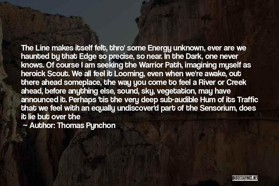 Thomas Pynchon Quotes 1390165