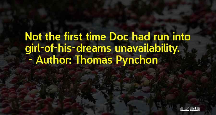 Thomas Pynchon Quotes 1400598