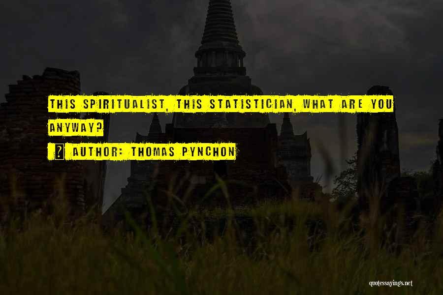 Thomas Pynchon Quotes 141740