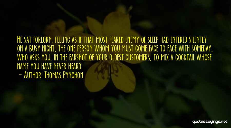 Thomas Pynchon Quotes 1630512