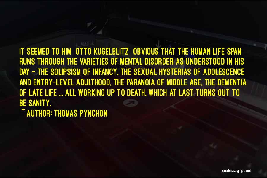 Thomas Pynchon Quotes 1762966