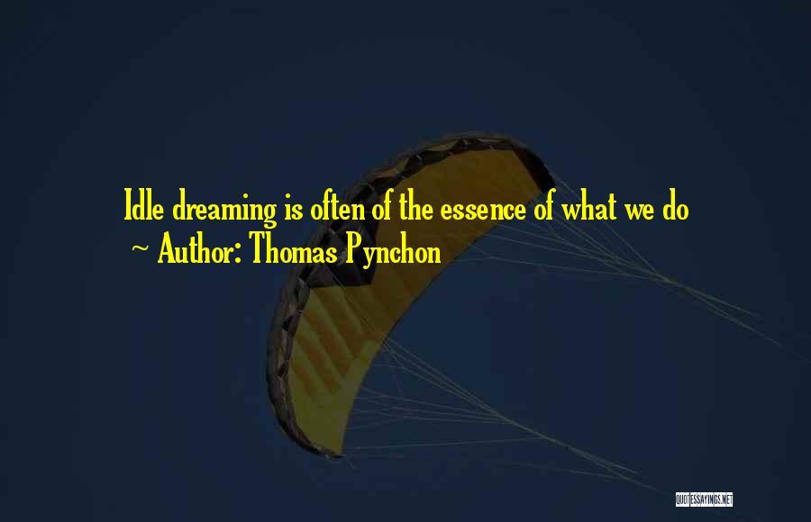 Thomas Pynchon Quotes 182896