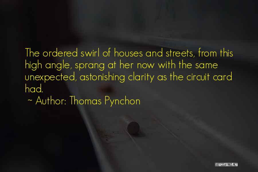 Thomas Pynchon Quotes 1985030