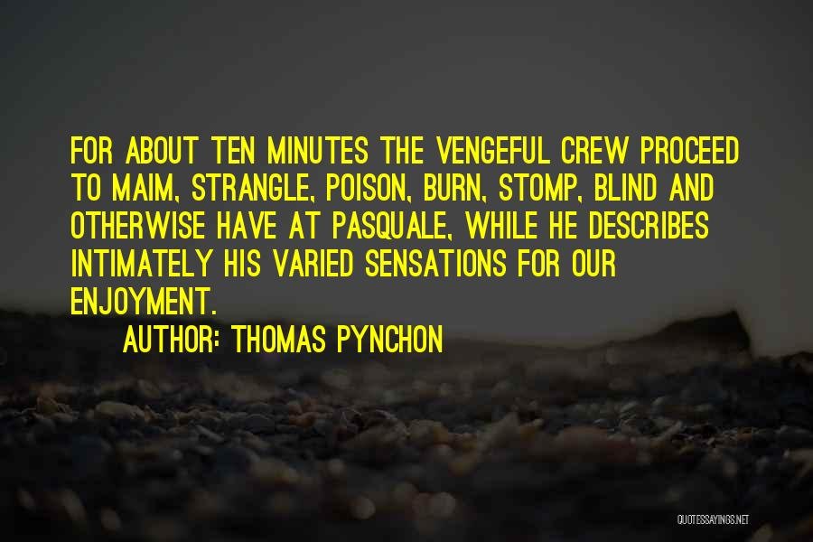 Thomas Pynchon Quotes 1997248