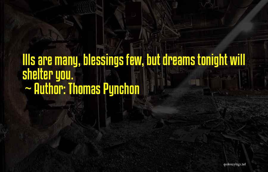 Thomas Pynchon Quotes 2025992
