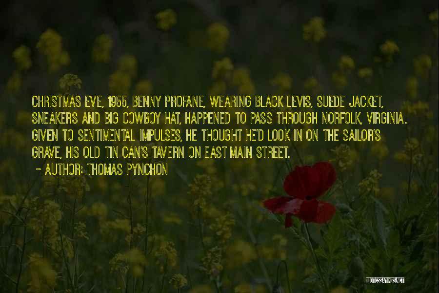 Thomas Pynchon Quotes 204108