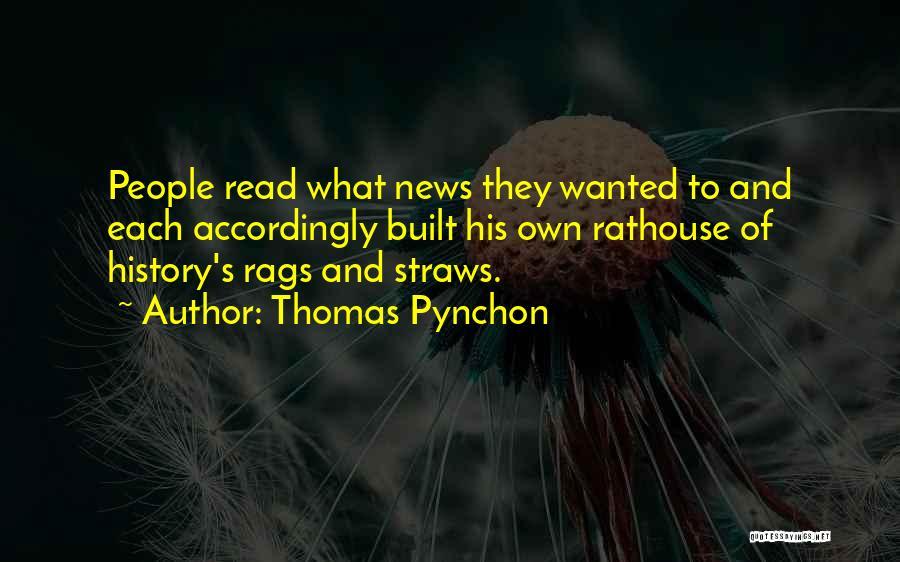 Thomas Pynchon Quotes 2158106
