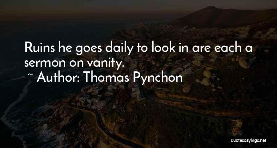 Thomas Pynchon Quotes 2160317