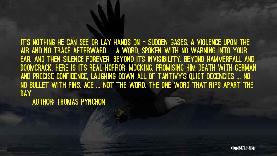 Thomas Pynchon Quotes 240590