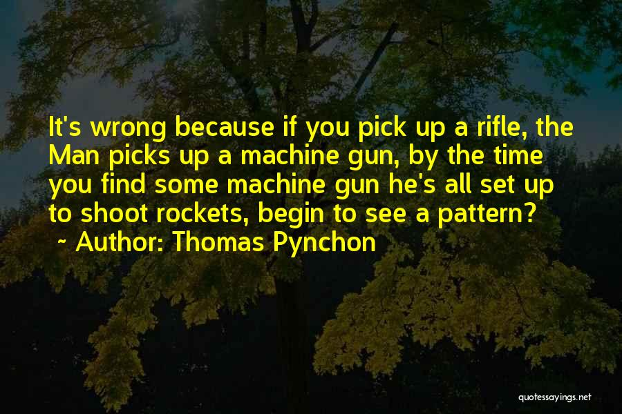 Thomas Pynchon Quotes 275150