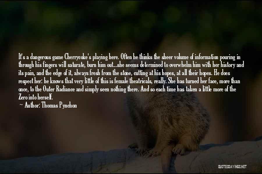 Thomas Pynchon Quotes 336829