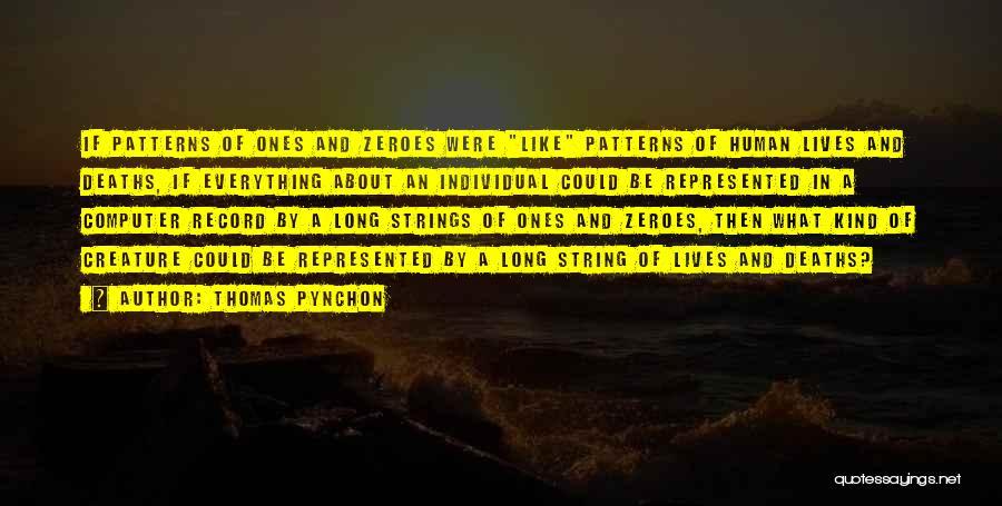 Thomas Pynchon Quotes 366482
