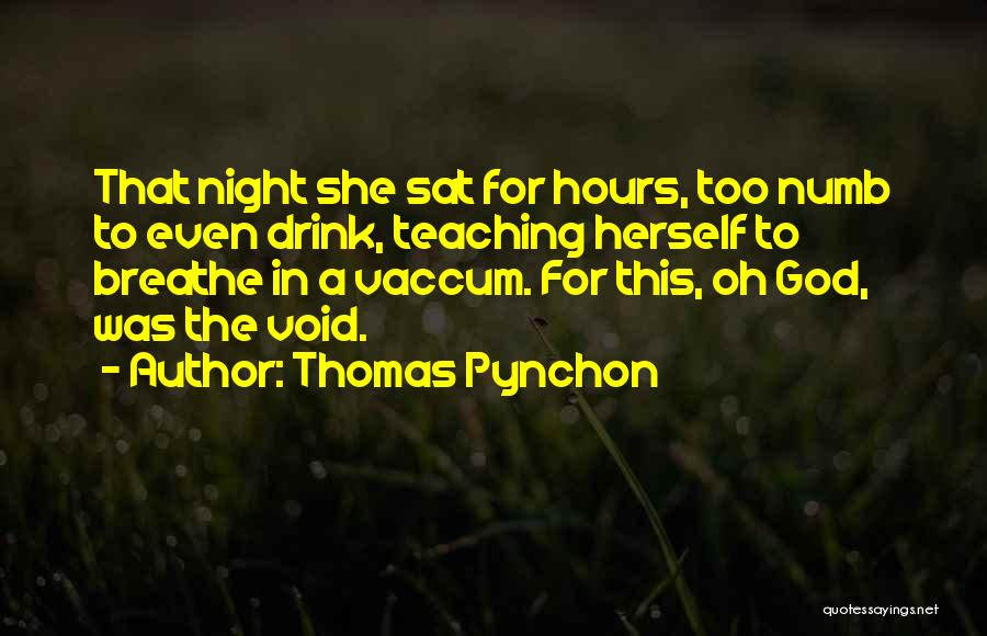 Thomas Pynchon Quotes 483642